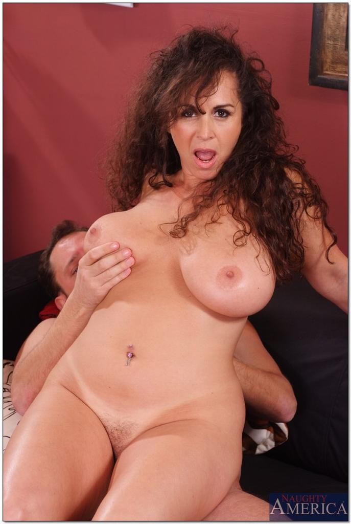 Hot busty milf cougar demi delia bangs student 8